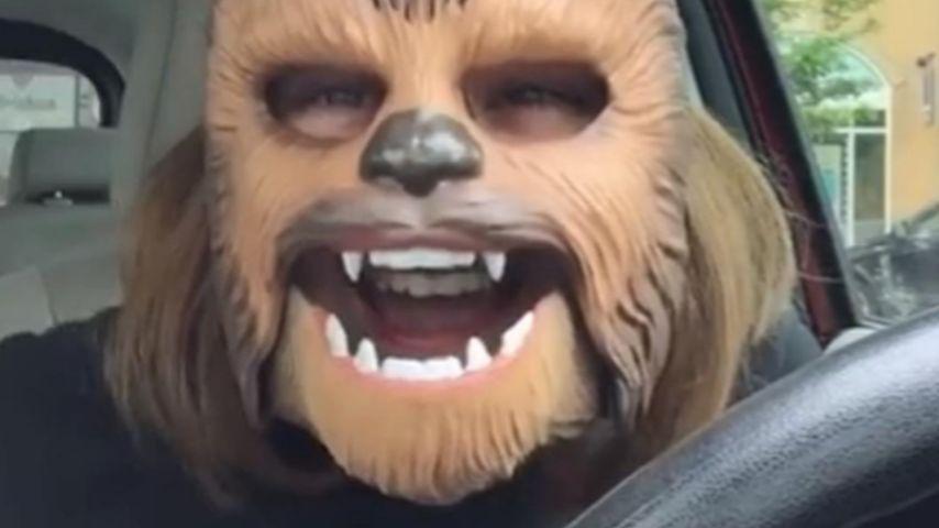 """Ansteckende Lache: """"Chewbacca-Mom"""" wird weltweit berühmt"""