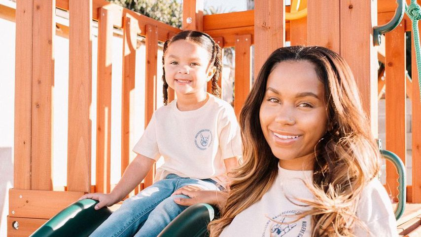 Cheyenne Floyd und ihre Tochter Ryder, Februar 2021