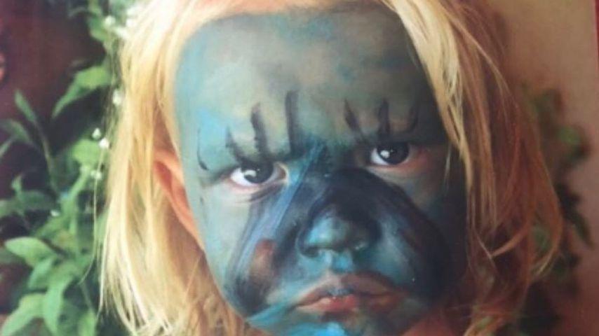 Cheyenne Ochsenknecht als Kind