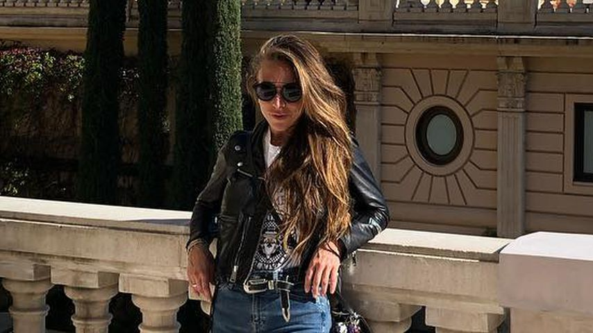 Chloe Green in Monaco
