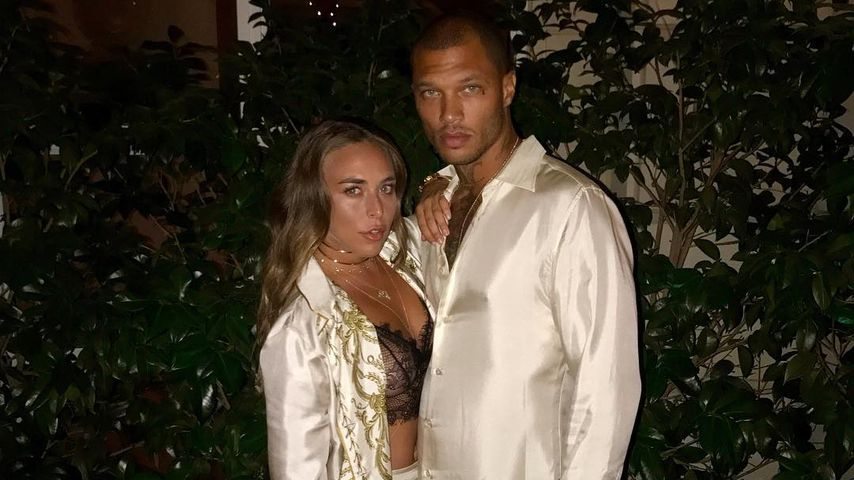 Trotz Shitstorm: Model Jeremy Meeks steht zu seiner Chloe!