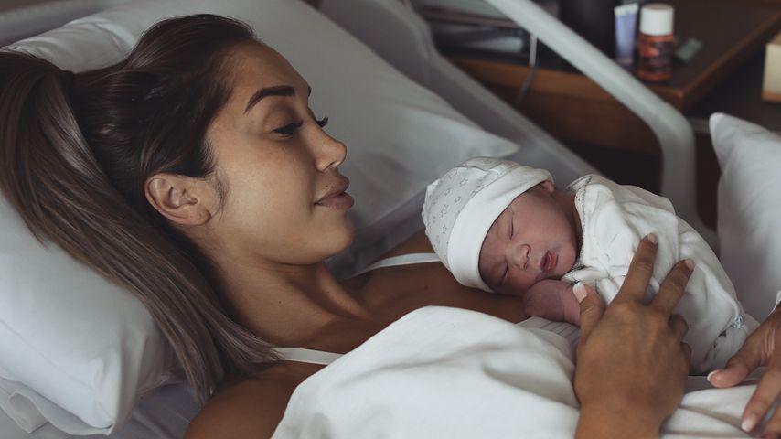 It's a Boy: Sixpack-Mom Chontel hat ihr Baby bekommen!