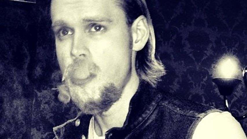 Nanu! Chord Overstreet als Charlie Hunnam-Double
