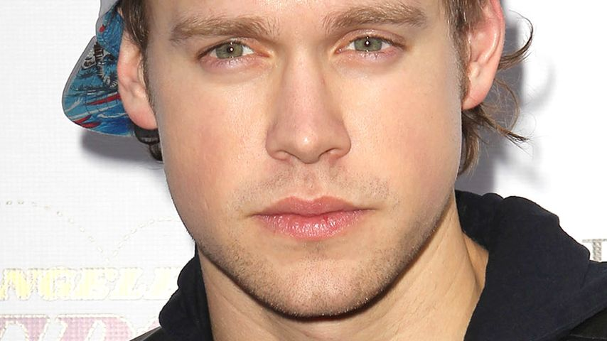 """Glee""-Star Chord Overstreet ehrt Cory Monteith"