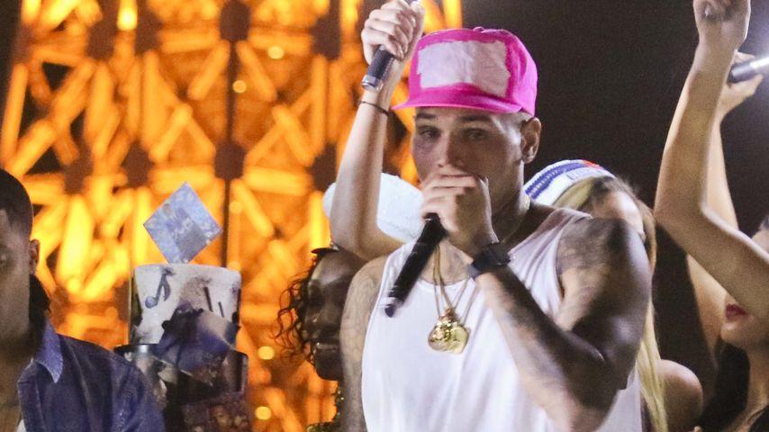 Aus Einbruch gelernt: Chris Brown rüstet sein Haus auf