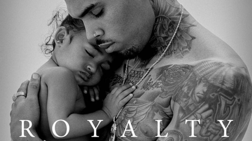 Herzzerreißend: Chris Browns Tochter ziert sein Album-Cover