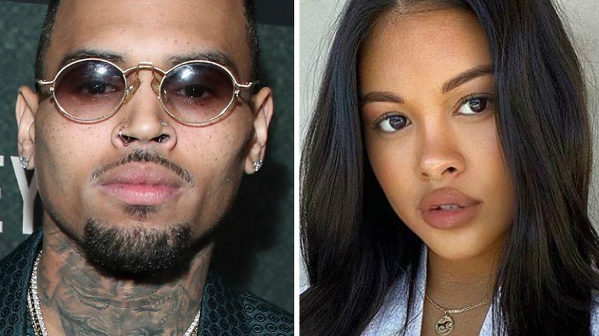 Premiere: Chris Brown macht Ammika Harris Liebeserklärung!