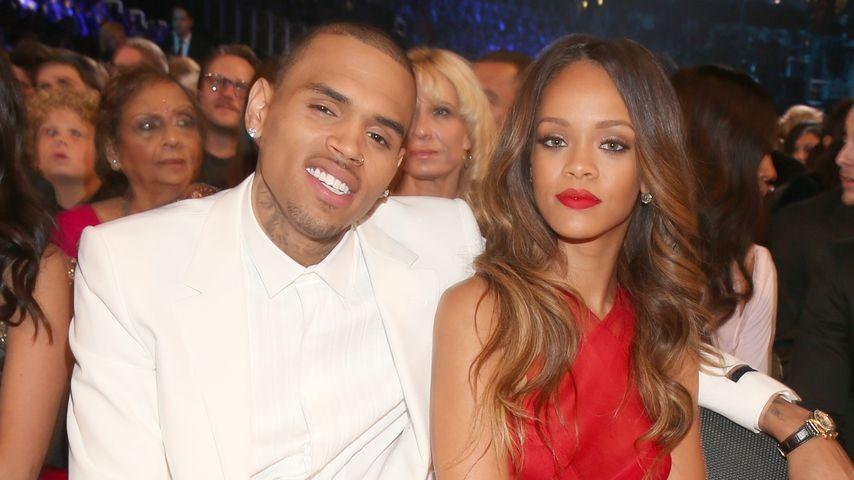 Vor Prügel-Drama: Chris Brown wollte Rihanna Antrag machen