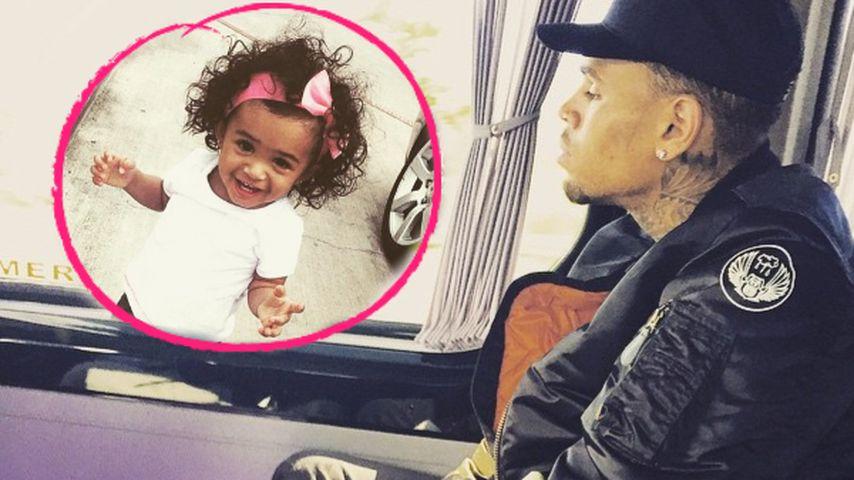 Chris Brown: Nach Einbruch droht ihm Tochter-Entzug