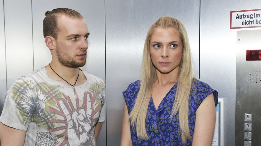 Chris (Eric Stehfest) und Sunny (Valentina Pahde)