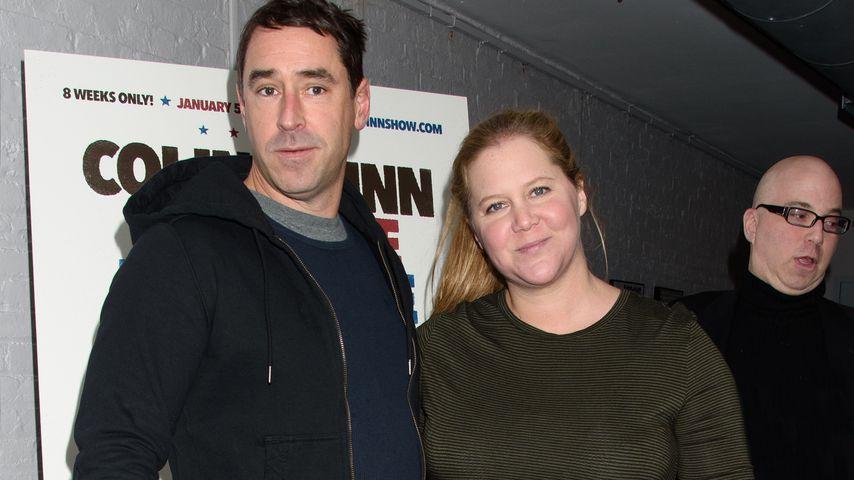 Chris Fischer und Amy Schumer
