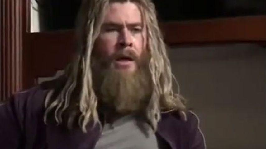 """Nach """"Avengers: Endgame"""" in Tränen: Ist Thor nun depressiv?"""