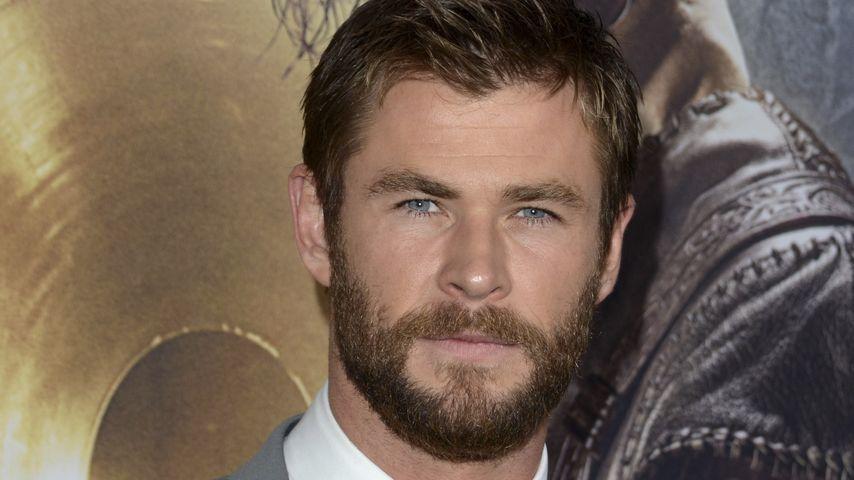 Chris Hemsworth: Fette Belohnung für Finder seiner Geldbörse