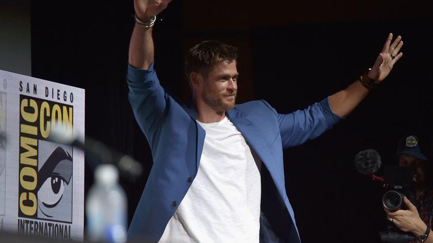 Chris Hemsworth, Filmstar