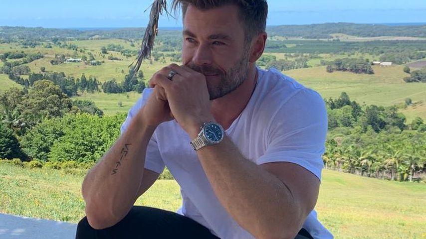 Masse-Probleme: Chris Hemsworths Thor-Double ist zu schmal