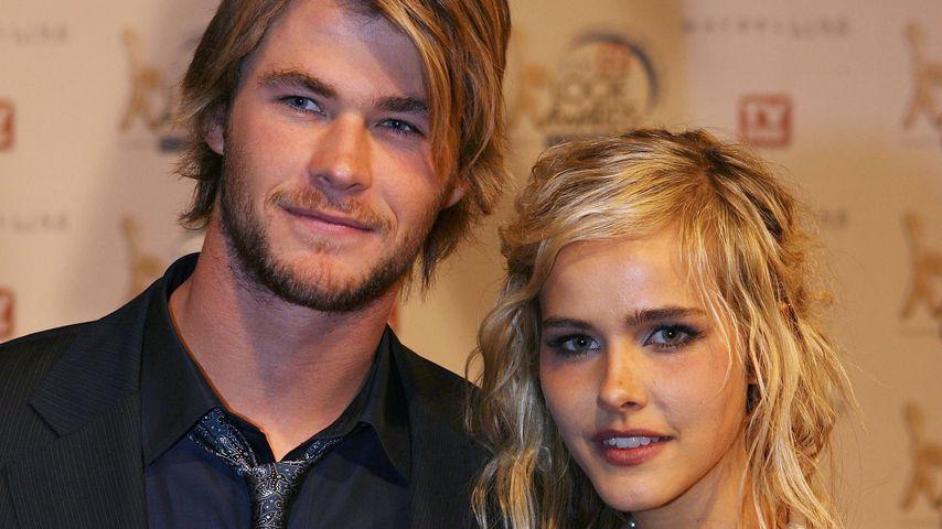 Chris Hemsworth und Isabel Lucas in Melbourne, 2006