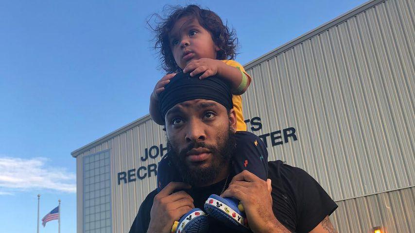 Chris Lopez und sein gemeinsames Kind mit Kailyn Lowry