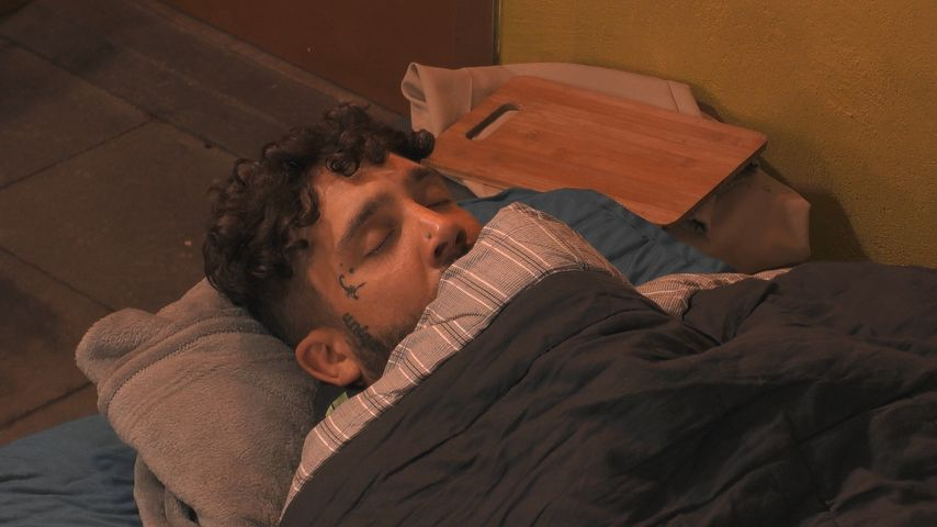 Elf Tage auf dem Promi BB-Campingplatz: Chris bricht Rekord
