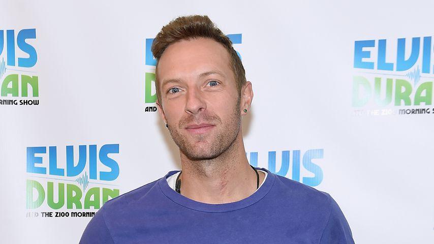 Chris Martin, Sänger der Band Coldplay