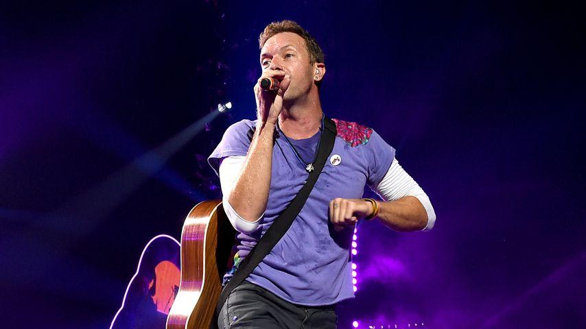 Chris Martin, Sänger