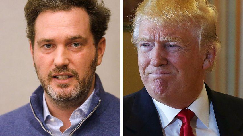 Prinzessin Madeleines Mann: Jetzt attackiert er Donald Trump