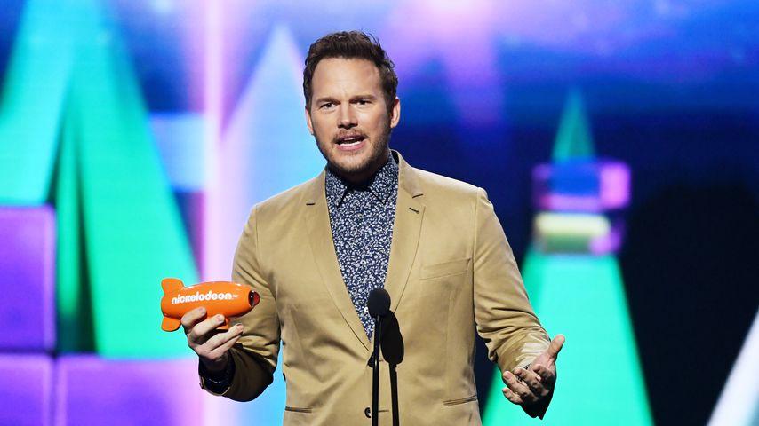 Chris Pratt bei Nickelodeon's 2019 Kids' Choice Awards