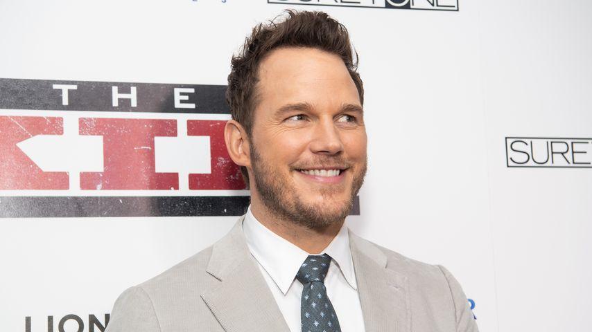 Chris Pratt, Schauspieler