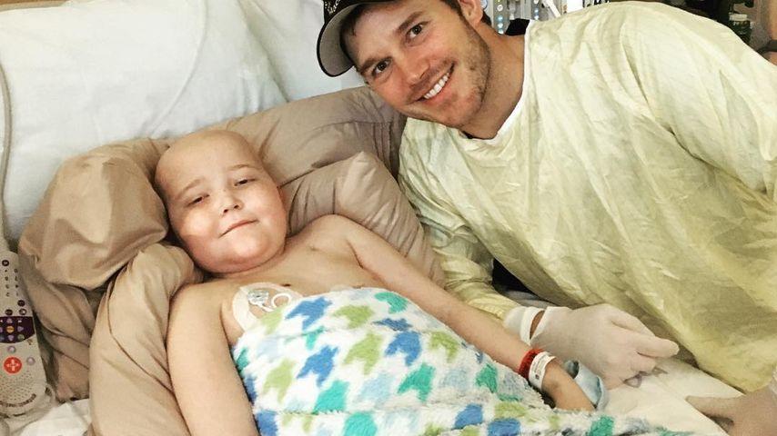 Für Sohn Jack: Chris Pratt hilft Kindern auf Intensivstation