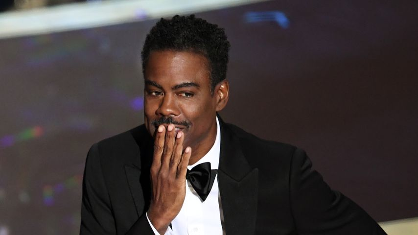 Chris Rock bei den Oscars 2020 in Hollywood