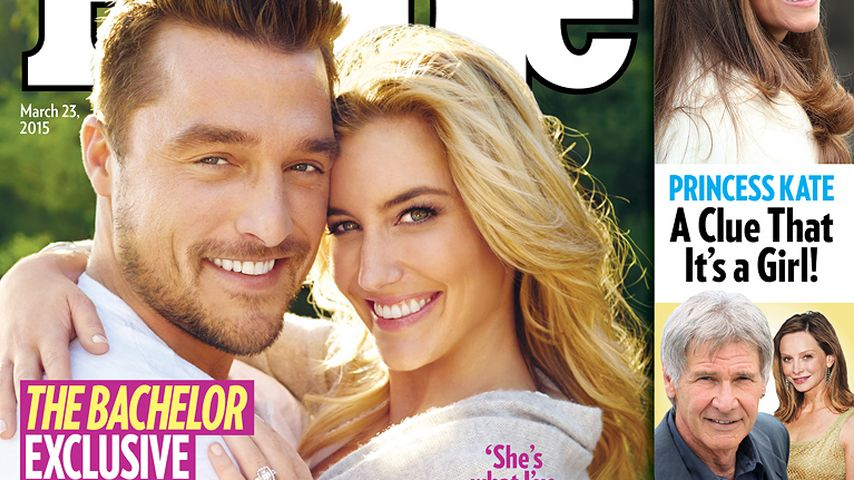 Chris Soules und Whitney Bischoff