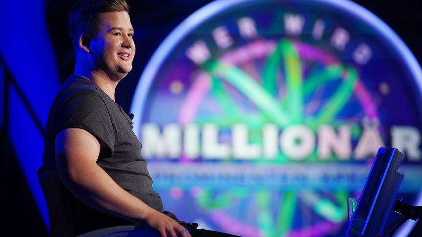 """Comedian Chris Tall bei """"Wer wird Millionär?"""""""