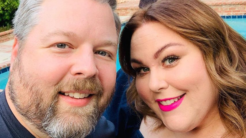 Chrissy Metz und ihr Freund Bradley Collins im September 2020