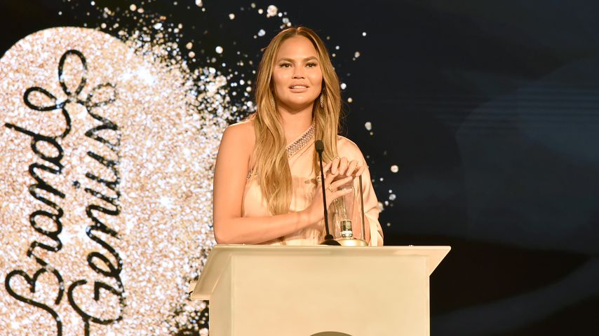 Chrissy Teigen bei der Brandweek Brand Genius Awards Gala, 2019