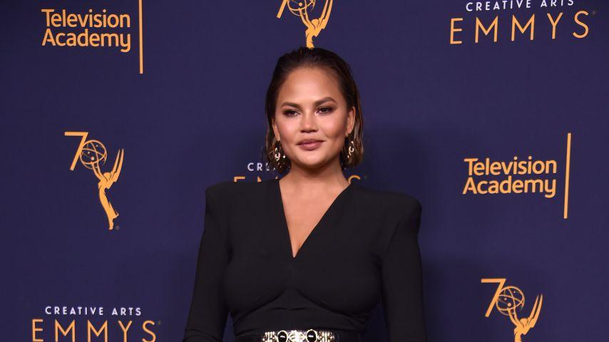 Chrissy Teigen bei Creative Arts Emmys 2018