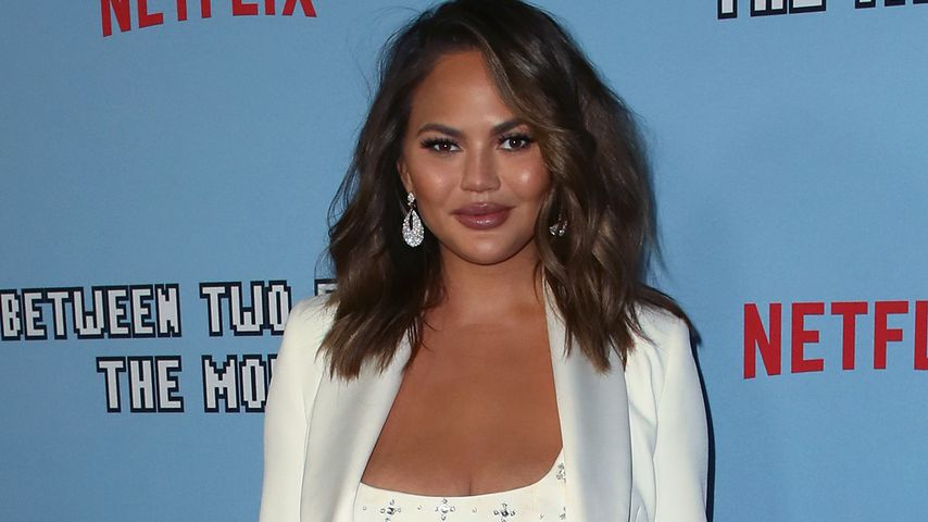 "Chrissy Teigen bei der ""Between Two Ferns""-Premiere in Hollywood im September 2019"