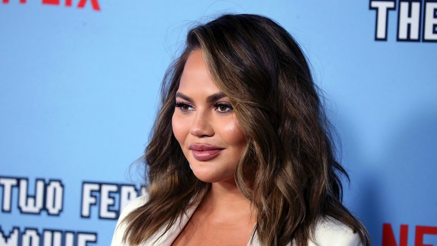Chrissy Teigen im September 2019