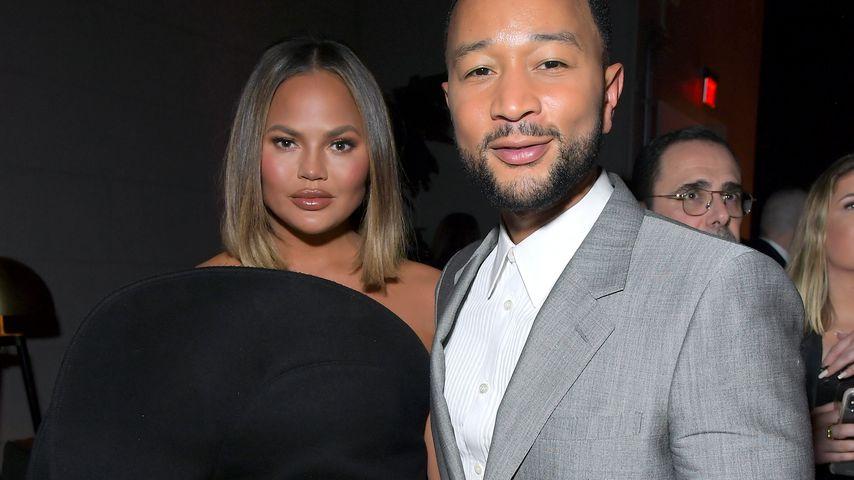 John Legend gesteht: Vor Chrissy Teigen ist er fremdgegangen