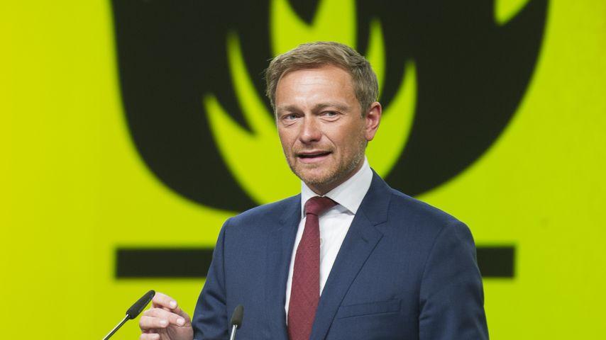 Christian Lindner, Bundesvorsitzender der FDP