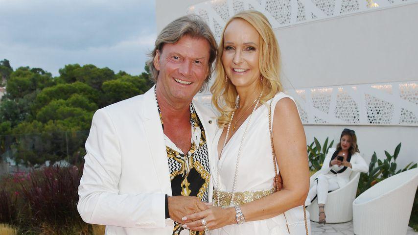 Christian Marek und Kristina Bach auf Mallorca