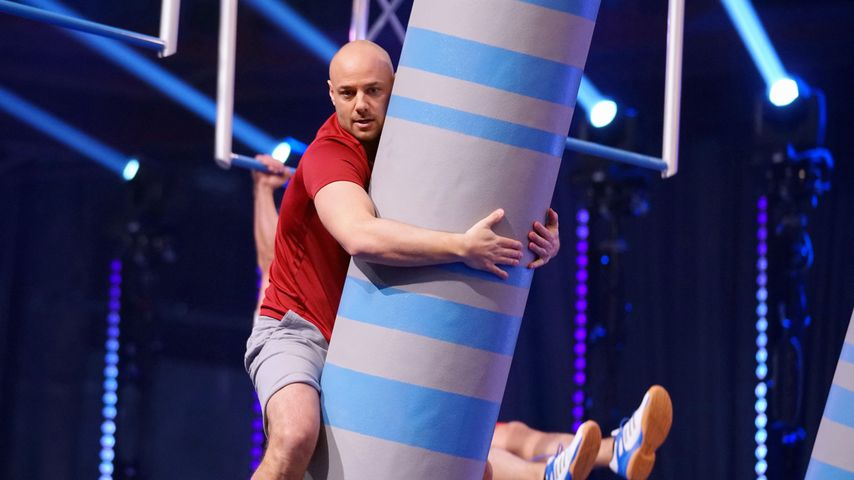 "Christian Tews in der TV-Show ""Team Ninja Warrior – Promispecial"""