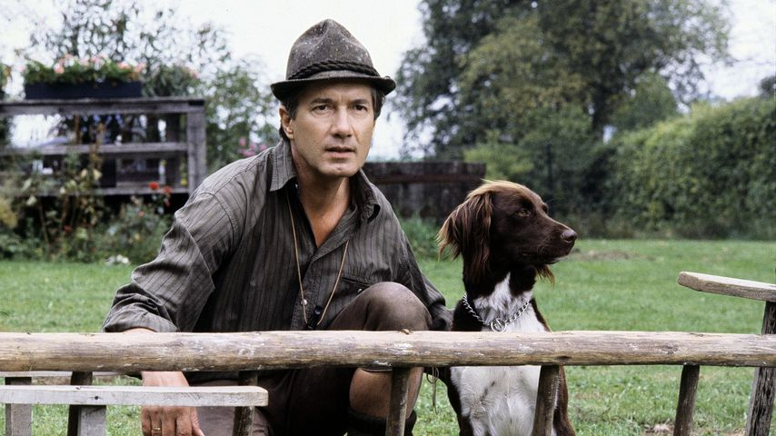 "Christian Wolff als Martin Rombach in ""Forsthaus Falkenau"""