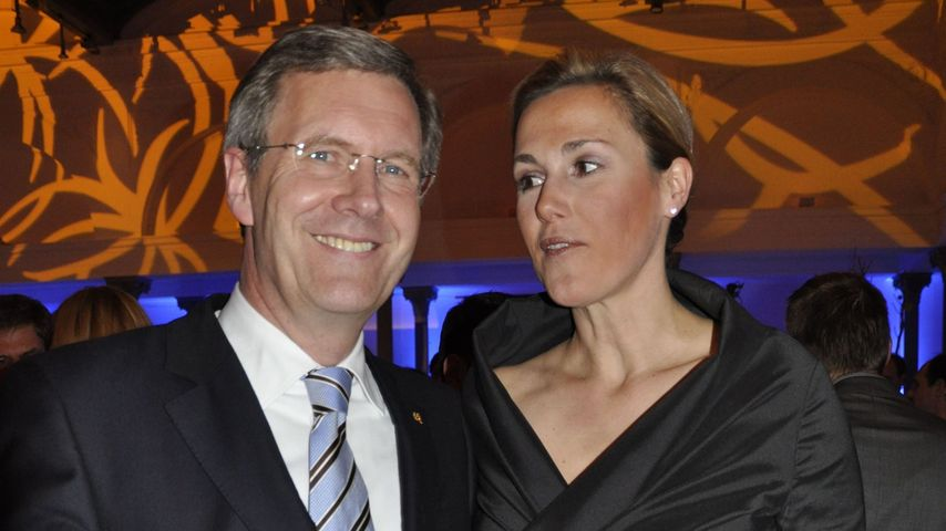 Christian & Bettina Wulff: Scheidung eingereicht?