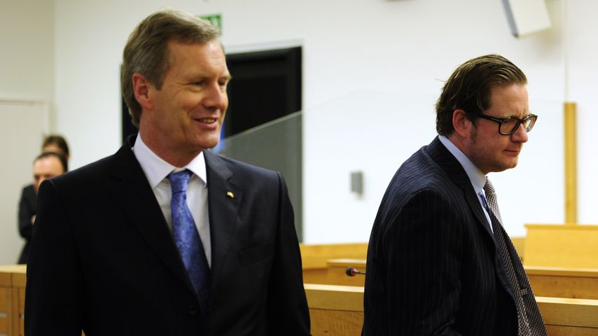 Christian Wulff und David Groenewold