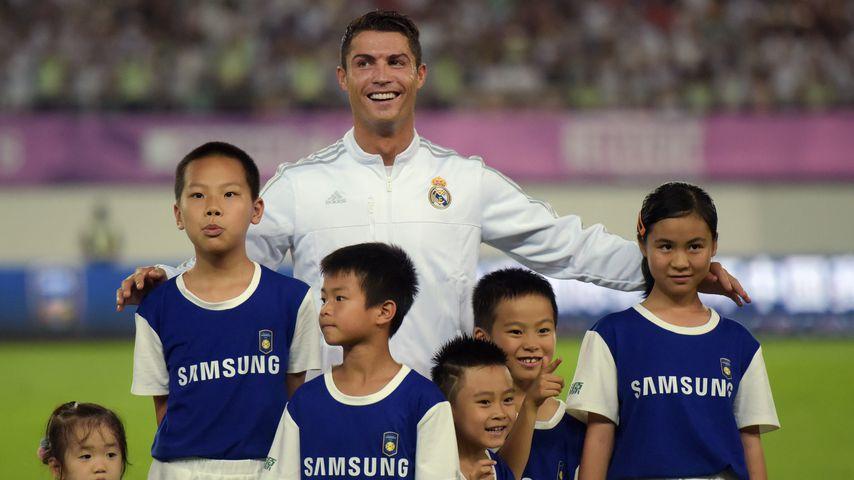 Cristiano Ronaldo, Fußballprofi