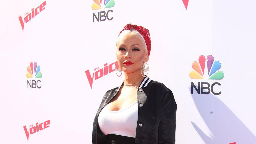 Christina Aguilera neue Nacktfotos