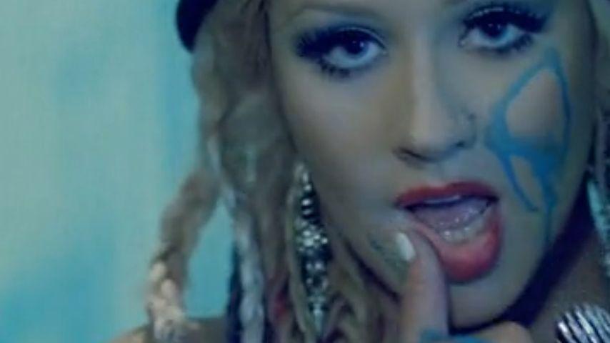 Christina Aguilera wird zur sexy Männer-Mörderin