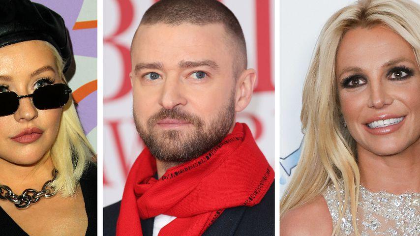 Liebes-Triangel: Christina spricht über Justin & Britney!