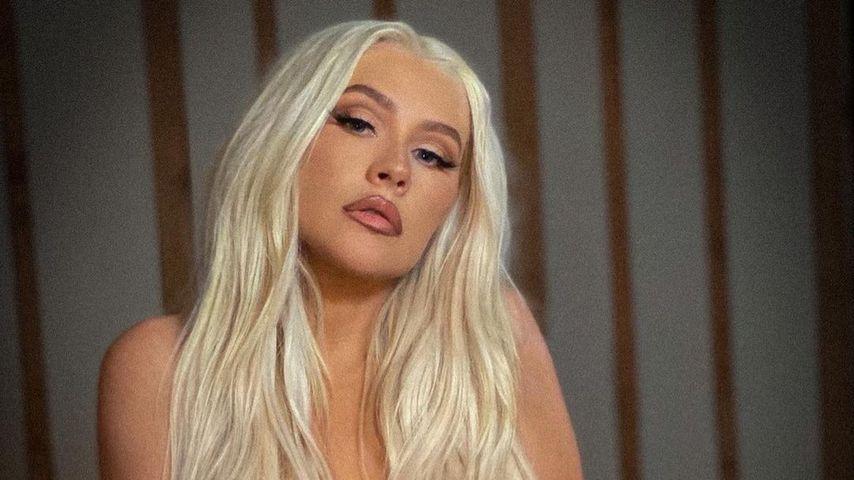Christina Aguilera im September 2021