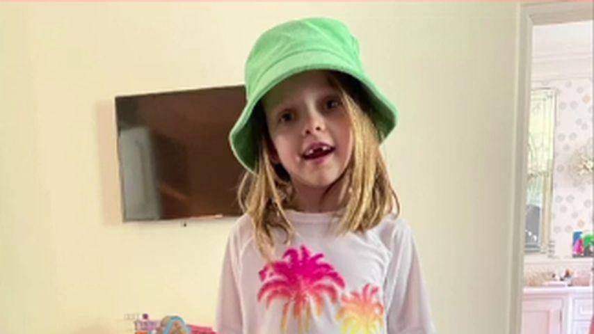 Christina Aguileras Tochter Summer Rain