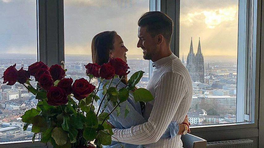 Christina Graß und Marco Cerullo